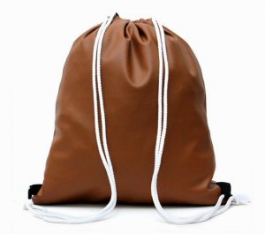 Cheap Canvas Drawstring Backpack Bag