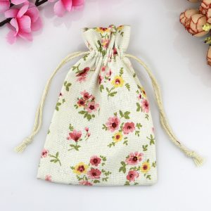 Cheap Small Cotton Gift Bags