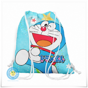 Cotton dawstring bag for kid