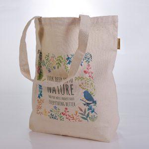 Canvas shopping bag promotion bag 3