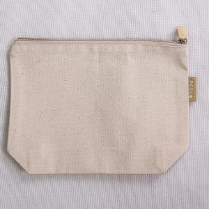 HIGH QUALITY CANVAS COSMETIC BAG 3