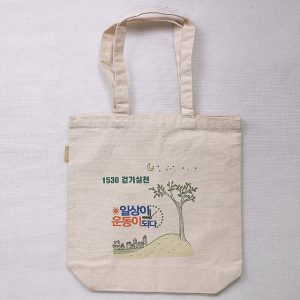 Wholesale canvas shopping tote bag 2