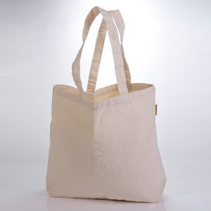 Wholesale canvas shopping tote bag 3