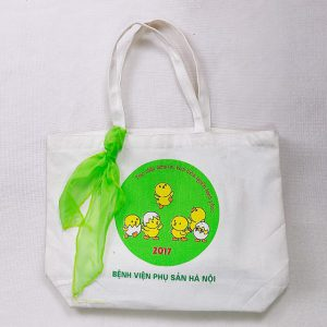 Customized logo blank cotton tote shopping canvas zipper bag with custom printed logo